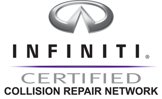 Infiniti certified auto body repair