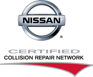 Nissan certified auto body repair