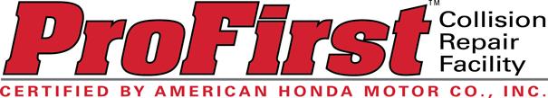 Honda certified auto body repair shop