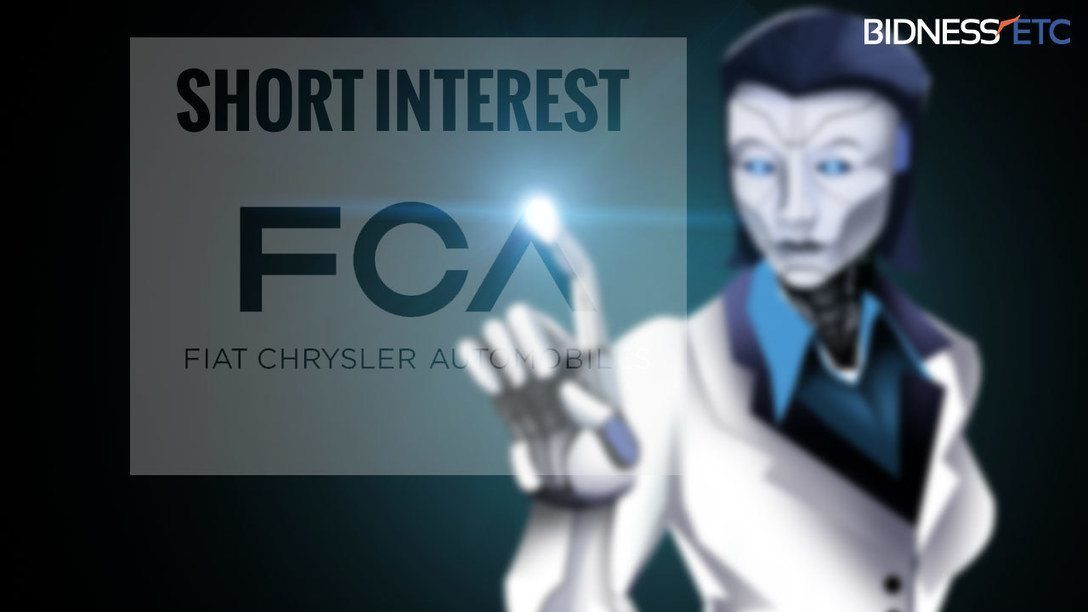 Fiat Chrysler short term update