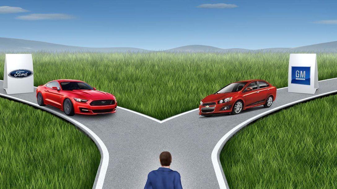 GM Ford short interest update