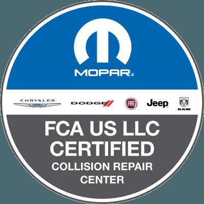 Chrysler Fiat Certified Auto Body Repair San Francisco CA |